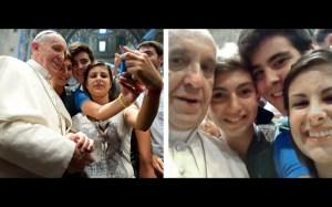 selfie-papa-francesco