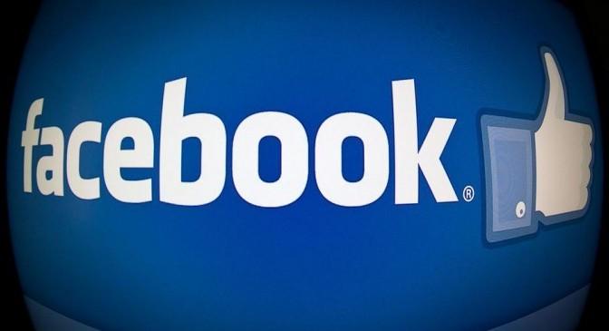 Cosa sono le scritte blu comparse su facebook?