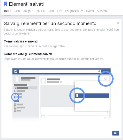 facebook salva