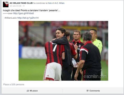 Milan Social