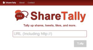 share tally