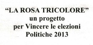 ROSA TRICOLORE