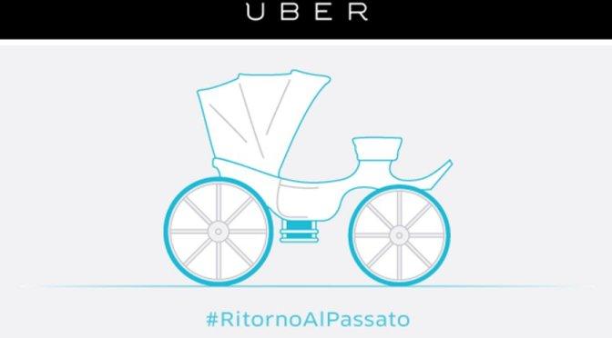 UBER domani offre a Torino e Milano un giro in carrozza. Ecco come prenotare