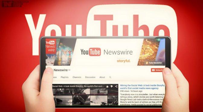 Youtube come YouReporter: ecco il canale per il giornalismo partecipato
