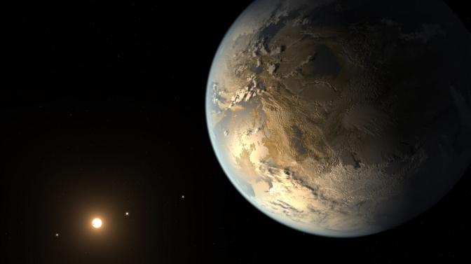 Sì però su Kepler non ci vada chi ha distrutto la Terra