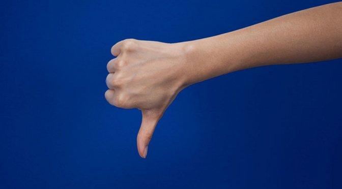 #FacebookDown: i blog non spariranno! Immagina quanto avresti perso se..