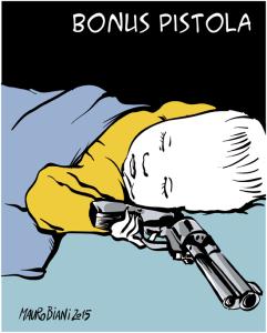 Bonus Pistola Mauro Biani