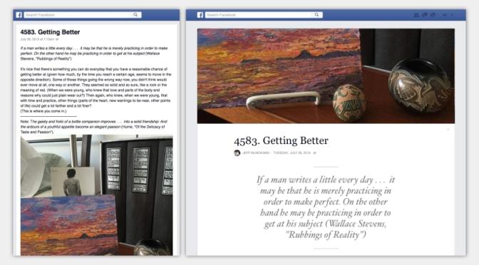 Facebook: come funzionano e a cosa servono le nuove note?