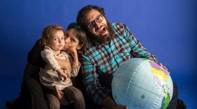 #NelWestInTre: una famiglia torinese On the Road alla scoperta degli USA