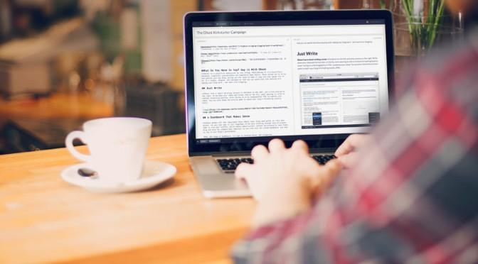 Ecco cosa deve fare un aspirante blogger prima di tutto!