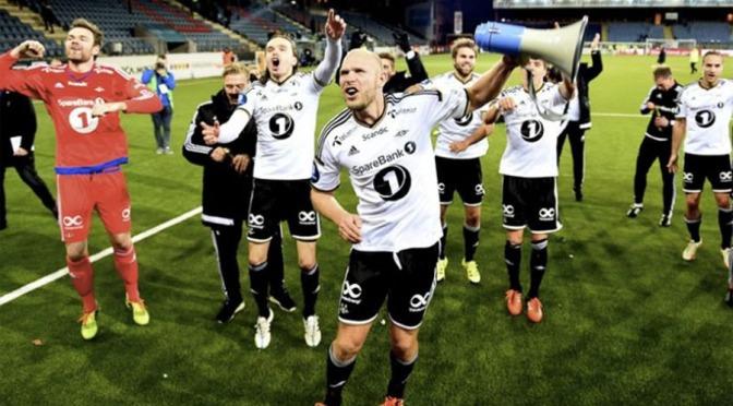 """Rosenborgmania: lo """"Shalala"""" arriva dentro gli spogliatoi del calcio piemontese"""