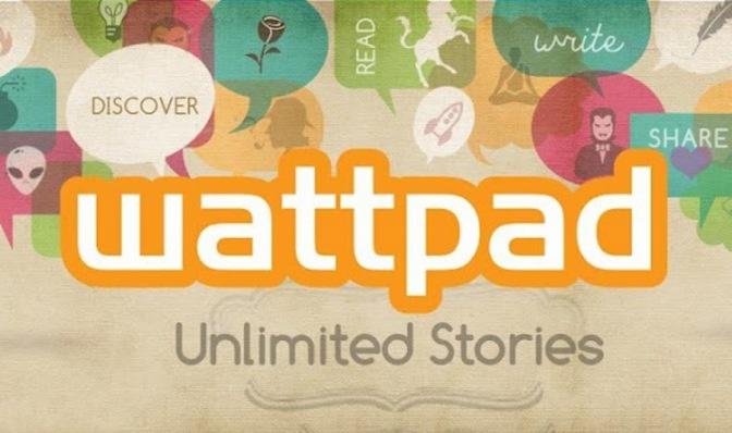 Wattpad: l'app che aiuta gli aspiranti scrittori a trovare i lettori