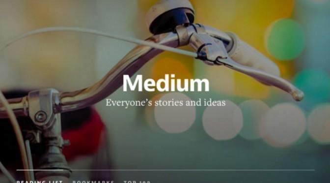 Ecco perché Medium ha le potenzialità per sostituire i blog!