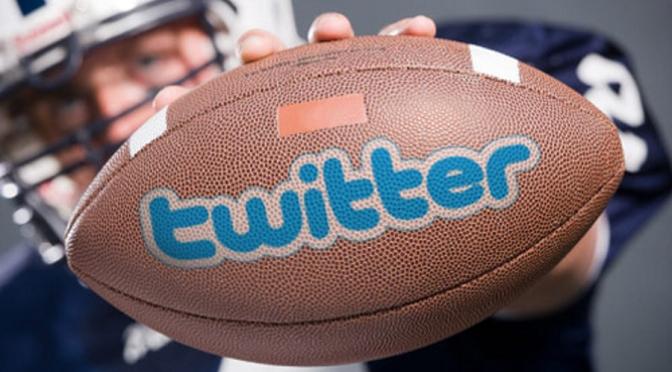 Footbal americano in diretta su Twitter! Il sistema televisivo trema!
