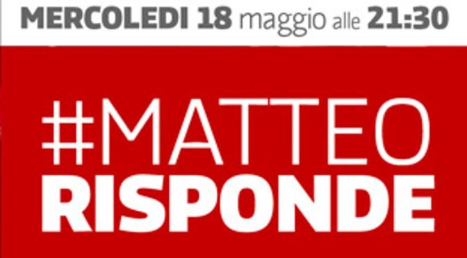 Renzi live su Facebook in prima serata: come cambia la comunicazione?