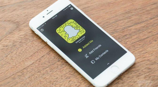 Snapchat non mi convince: qui vi spiego perché non lo utilizzerò!