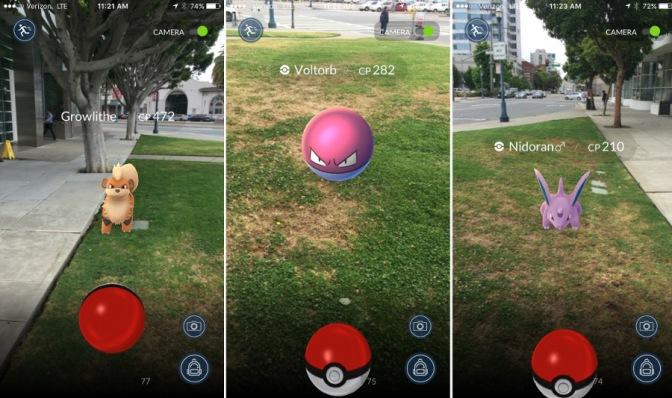 Pokemon Go e la privacy: il gioco ha pieno accesso ai vostri dati Google
