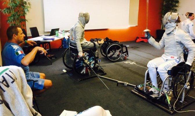L'altra Rio: sogni, paure e ambizioni della Nazionale paralimpica di scherma