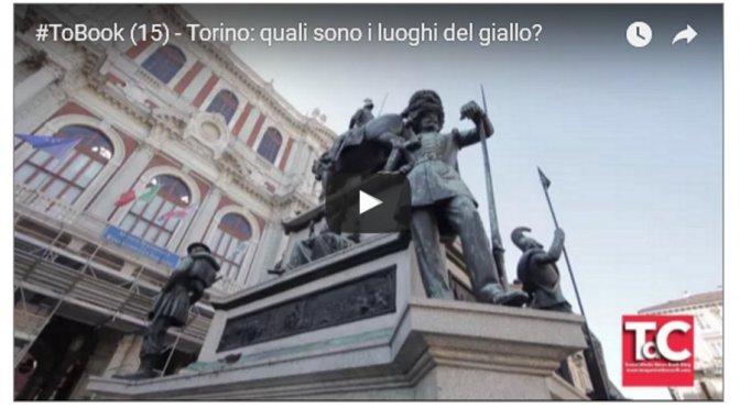Torino, quando i monumenti diventano il luogo del delitto
