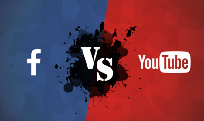 Video, meglio caricarli su Youtube o Facebook? Statistiche a confronto!
