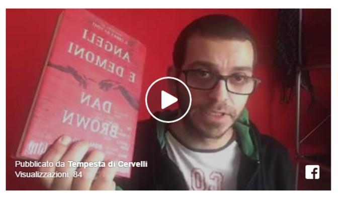 Facebook Live su Tempesta di Cervelli: come sopravvivere ai mercatini dei libri