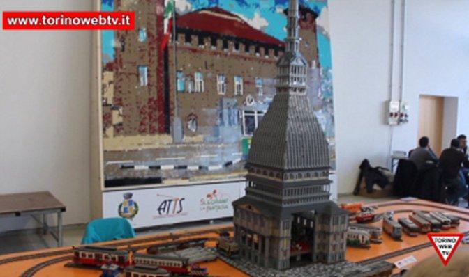 Mole, Juventus Stadium e Comunale: ecco la Torino dei mattoncini Lego