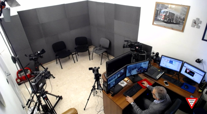 Torino Web TV, vi presento la nostra Social Network Television