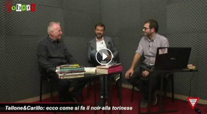 Tallone&Carillo: ecco come si fa il noir alla torinese