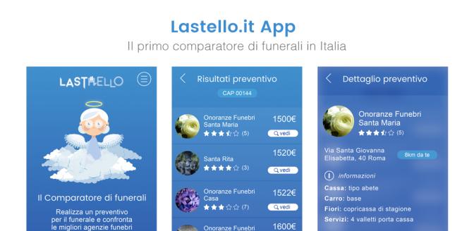 Ecco l'Airbnb dei funerali, l'app che ti fa spendere meno
