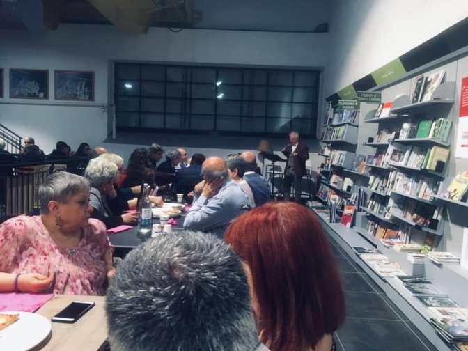 """""""Le colpe del nero"""" da Binaria: una presentazione con sorpresa"""