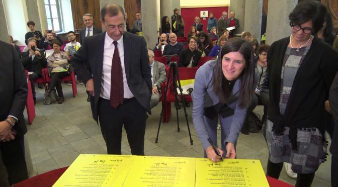 Milano e Torino contro il linguaggio violento in rete: ecco come